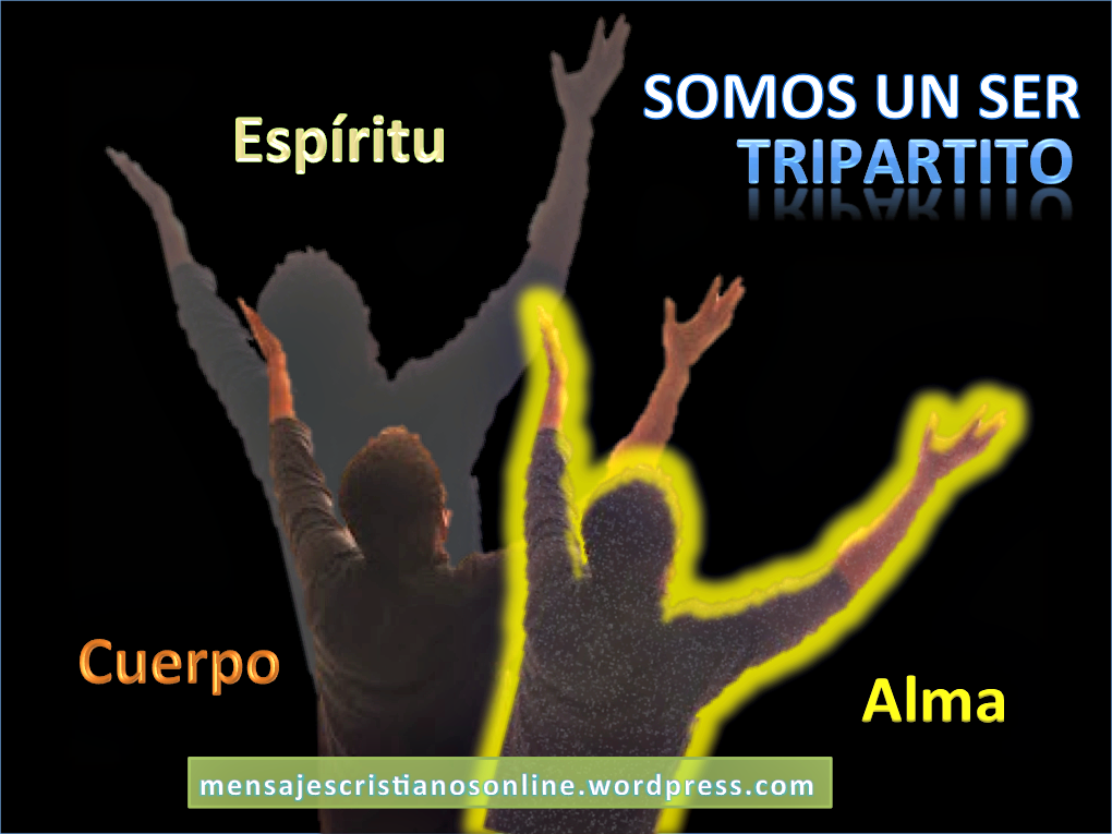 ESTUDIO BIBLICO – SER INTERIOR – CUERPO ALMA Y ESPIRITU – PARTE 2 ...